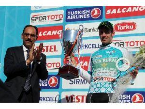 52. Cumhurbaşkanlığı Bisiklet Turu'nun Galibi Goncalves