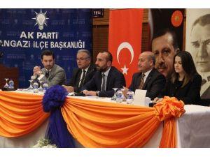 AK Parti Osmangazi İlçe Meclisi Toplantısı