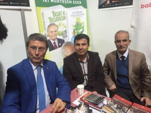 Babıali Yayınevi Yazarları Erzurum Kitap Fuarında Okurlarıyla Buluşuyor