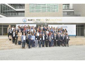 Bursa Teknik Üniversitesi'nde Uluslararası Kataliz Konferansı