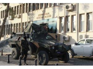 Ceylanpınar'da 17 Kişi Tutuklandı