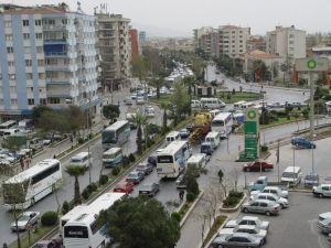 Aydın'da Toplam Araç Sayısı 391 Bin Oldu