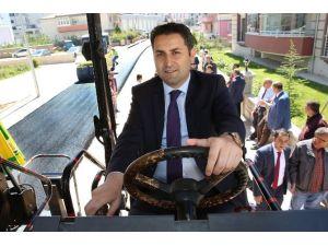 Tokat Belediyesi'nin 2016 Hedefi 55 Bin Ton Asfalt