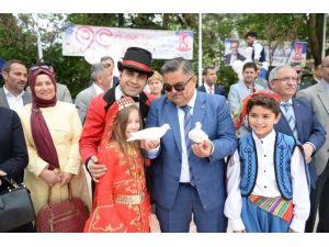 9. Geleneksel Çocuk Festivali Muhteşem Görüntülerle Sona Erdi