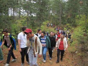 Hisarcık'ta 'Sağlık İçin, Kol Kola' Projesi
