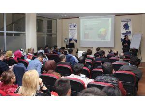 Erciyes Teknopark'ta, Firmalara Teydeb Destekleri Konulu Bilgilendirme Semineri Düzenlendi