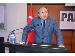 """Dagc Başkanı Özsoy: """"Basın Özgürlüğü Sadece Gazetecilerin Serbestliği Değildir"""""""