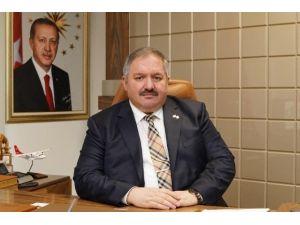 """Kosb Yönetim Kurulu Başkanı Tahir Nursaçan'dan """" Miraç Kandili """" Mesajı"""