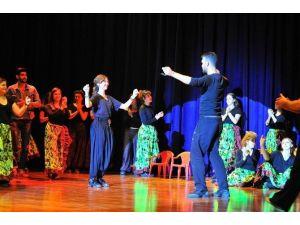 SAÜ'de Dünya Dans Günü Kutlandı