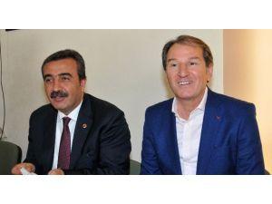 Başkan Çetin'den Çukurova Belediyespor'a Ziyaret