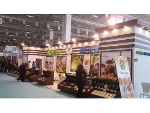 Çukurova'nın Organik Ürünleri Ekoloji İzmir Fuarı'nda Tanıtıldı