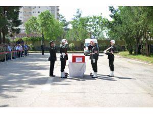 Diyarbakır'da şehit olan Jandarma Uzman Çavuş Ayyıldız memleketine uğurlandı