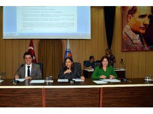 Akdeniz Belediye Meclisi Toplandı