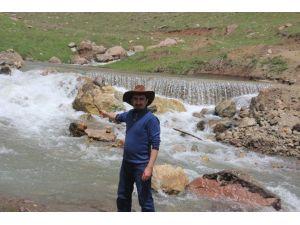 Eriyen Karlar İçme Suyu Şebekesine Zarar Veriyor