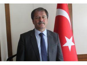 Nigde İl Milli Eğitim Müdürü Halil İbrahim Yaşar;