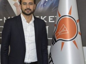 AK Parti İl Başkanı Tanrıver'in Miraç Kandili Mesajı