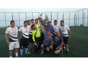 Demre Kurumlar Arası Futbol Turnuvası Sona Erdi