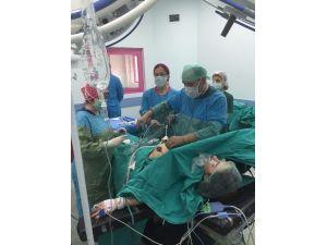 Organları Ters Hastaya Başarılı Ameliyat