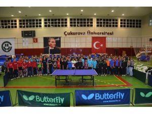 Malatya Büyükşehir Masa Tenisi Takımı Şampiyon Oldu