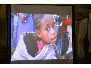Van'daki Sağlık Çalışanlarından 'Keçi Projesi'ne Destek