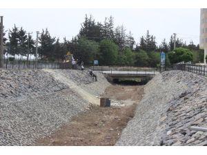 DSİ, Kilis'teki Derelere Islah Ediyor