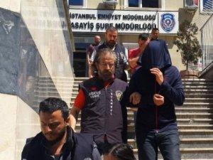 Aileymiş Gibi Görünüp Hırsızlık Yapan Şebeke Yakalandı