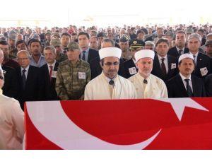 Gaziantep Şehidi Serdal Şakır Defnedildi