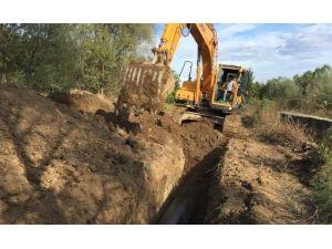 Yenice Kalkım Göleti Sulama Tesisi Kapalı Sistem Dönüşümü Tamamlandı