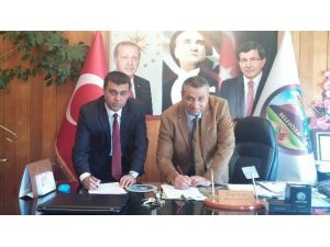 Belediye-iş Sendikası Altunhisar Belediyesi İle Sözleşme İmzaladı