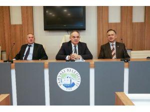 Yahyalı Belediye Meclisi Mayıs Ayı Toplantısını Yaptı