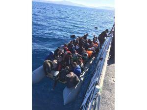 Ege Denizinde Mülteci Sayısındaki Düşüş Dikkati Çekiyor
