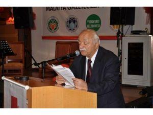 Malatya Gazeteciler Cemiyeti Başkanı Haydar Karaduman:
