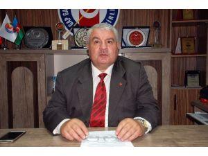 GAP Gazeteciler Birliği Genel Başkanı Zeynel Abidin Kıymaz: