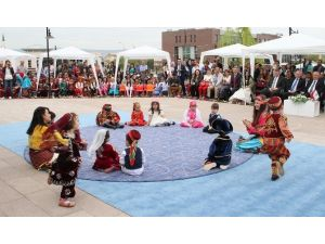 ESOGÜ Valide Malhatun Anaokulu'nda Kültür Şenliği