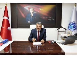Başkan Gürkan'ın, Miraç Kandili Mesajı