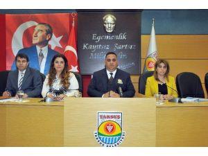 Tarsus Belediye Meclisi Mayıs Ayı Toplantısını Yaptı