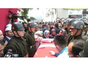 Zonguldak, 9 ayda altıncı şehidini uğurladı