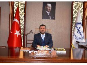 İl Müftüsü Osman Artan'dan Miraç Kandili Mesajı