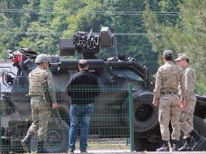 Giresun'da baraj görevlilerine silahlı saldırı