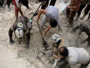 Halep'te bir ayda 347 sivil kayıp