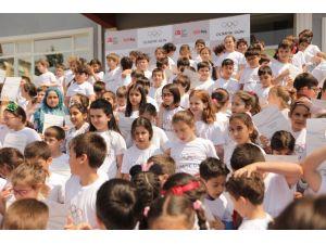 TMOK'un 2016 Yılı Olimpik Gün Etkinlikleri İstanbul'da devam ediyor