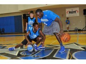 Genç basketbolcular, ABD'de Orlando Magic'in konuğu olacak