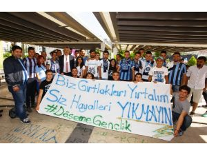 Süper Lig heyecanıyla 18 bin Adana Demirsporlu, Konya yolunda