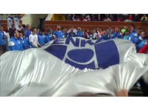 Avrupa Kulüpler Kupası şampiyonu Enka Spor oldu