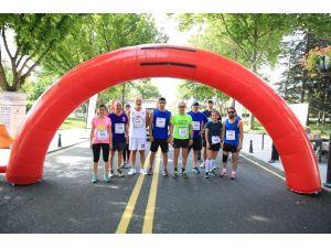 Üniversiteliler, ikinci etap için İTÜ Ayazağa Tesisleri'nde yarıştı