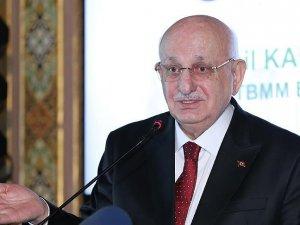 TBMM Başkanı Kahraman: Laiklik yeni anayasada olmamalıdır
