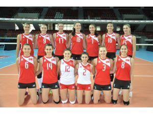 U23 Bayan Voleybol Milli Takımı, Dünya Şampiyonası Elemeleri ilk maçına çıkıyor
