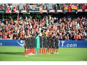 Galatasaray'da Bruma şov Danimarka'da da sürüyor