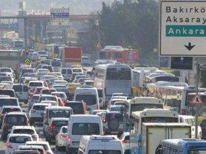 İstanbul'da 7 Ağustos'ta kapalı yollar