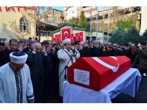 Zonguldaklı Piyade Uzman Çavuş Kader Acar'ı 5 bin kişi uğurladı